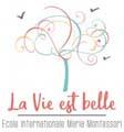 École Montessori La Vie Est Belle Lussac Libourne