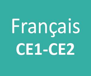 Français CE1 - CE2