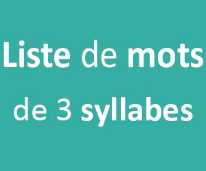 Exercices et jeux de syllabes pour le CE1 - CE2 à imprimer