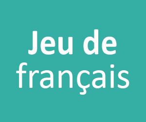 Jeu & exercices de français pour le CP