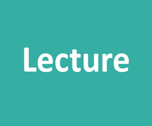 Lecture CM1 - CM2