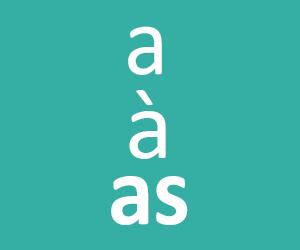 Les homophones grammaticaux a - à - as CE1 - CE2 - CM1 - CM2
