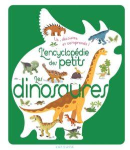Encyclopédie documentaire sur les dinosaures pour les enfants