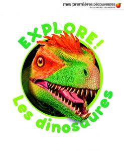 Littérature jeunesse sur les dinosaures