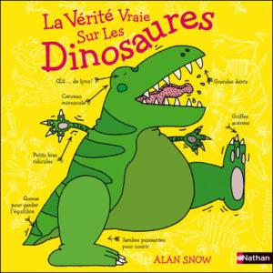 Livre dinosaure 5 - 6 ans