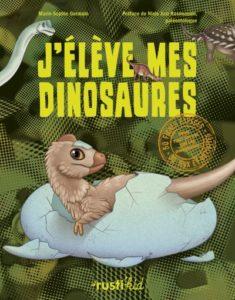 Livre jeunesse sur les dinosaures