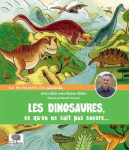 Livre jeunesse sur les dinosaures pour les enfants de 7 et 8 ans