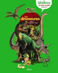 Livre & littérature jeunesse sur les dinosaures pour les juniors