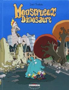 "BD ""Monstrueux dinosaure"""