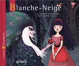 Blanche Neige, le conte pour enfants de Grimm
