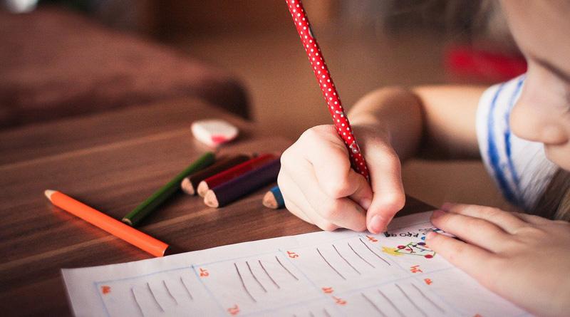 Comment apprendre à écrire à 3, 4, 5 et 6 ans