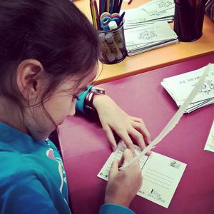 Comment apprendre à écrire à 5 ou 6 ans