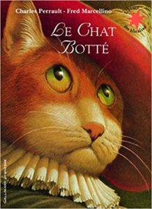 """Conte pour enfant de Charles Perrault """"le chat botté"""""""