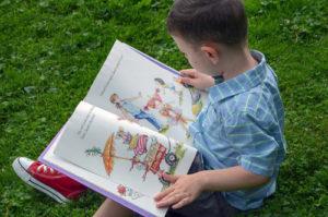 Histoire du livre personnalisé pour les enfants