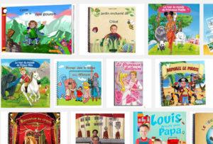 Les meilleurs livres personnalisés pour les enfants