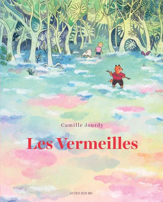 """Résumé du livre """"Les Vermeilles"""" de Camille Jourdy"""