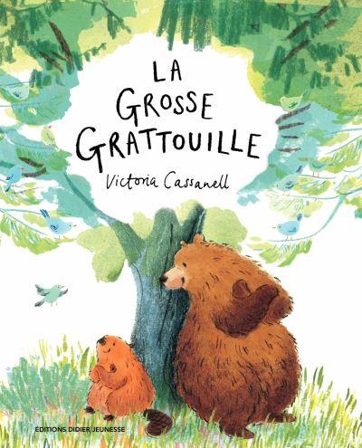"""Résumé du livre """"La grosse Grattouille"""" de Victoria Cassanell"""