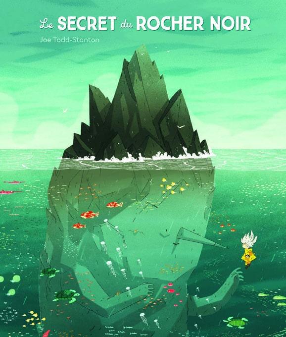 """Résumé du livre """"Le secret du rocher noir"""" de Joe Todd-Stanton"""