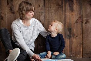 Transmettre le plaisir de lire à un enfant