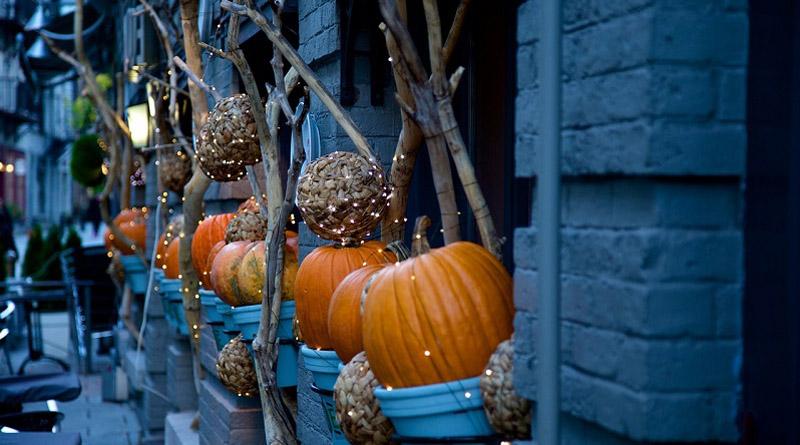 Décoration de chambres pour enfant d'Halloween