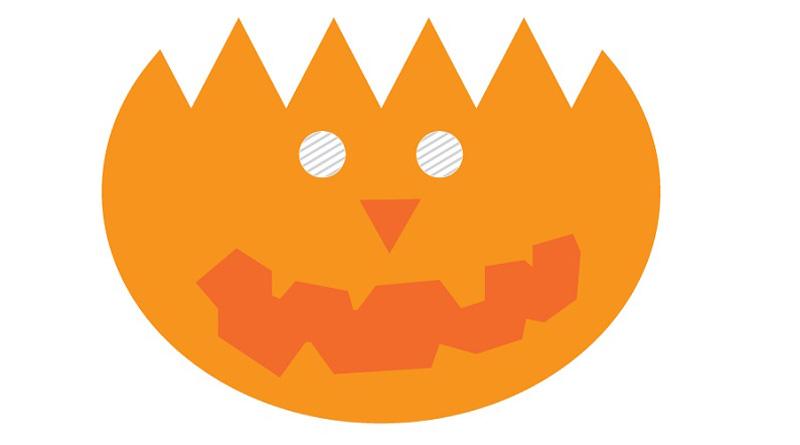 Fabriquer des masques effrayants pour Halloween