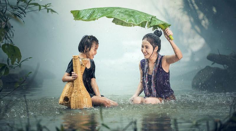Idées d'activités pour enfant pendant un jour de pluie
