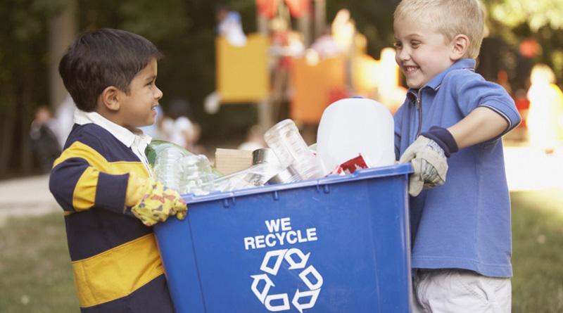 L'écologie pour les enfants