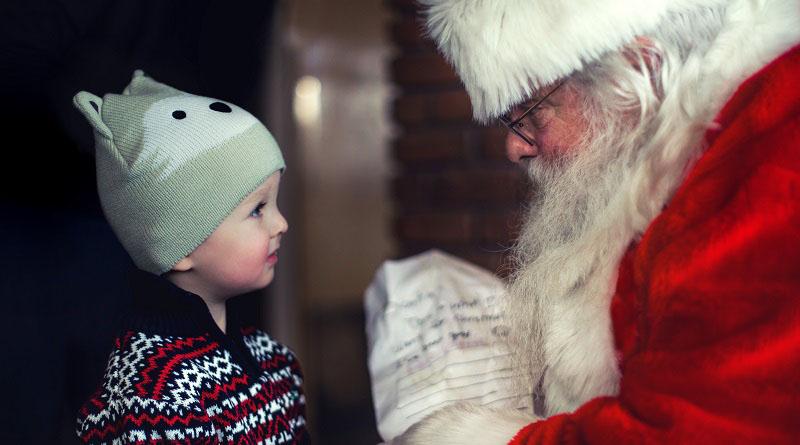 La légende du Père Noël