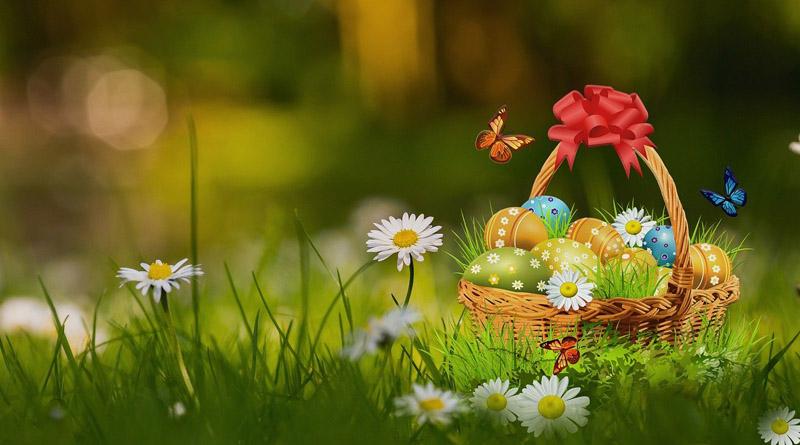 Que faire pendant les vacances de Pâques ?
