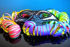 Activité manuelle de Carnaval
