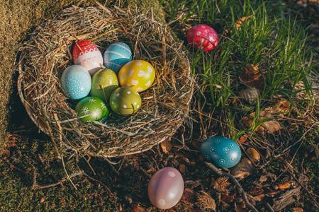 Activité manuelle de Pâques facile et rapide