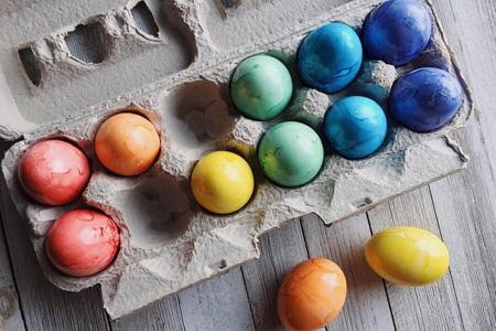 Activité manuelle de Pâques pour le primaire et la maternelle
