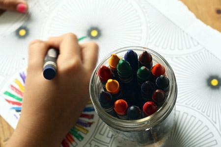 Activité manuelle pour garçon et fille de 5 - 6 ans