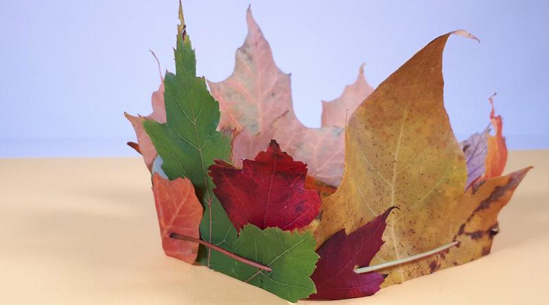 Bricolage d'automne CP - CE1 - CE2
