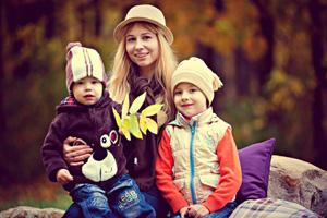 Bricolage d'automne pour enfant facile et rapide