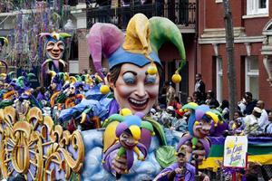 Bricolage de Carnaval pour les enfants