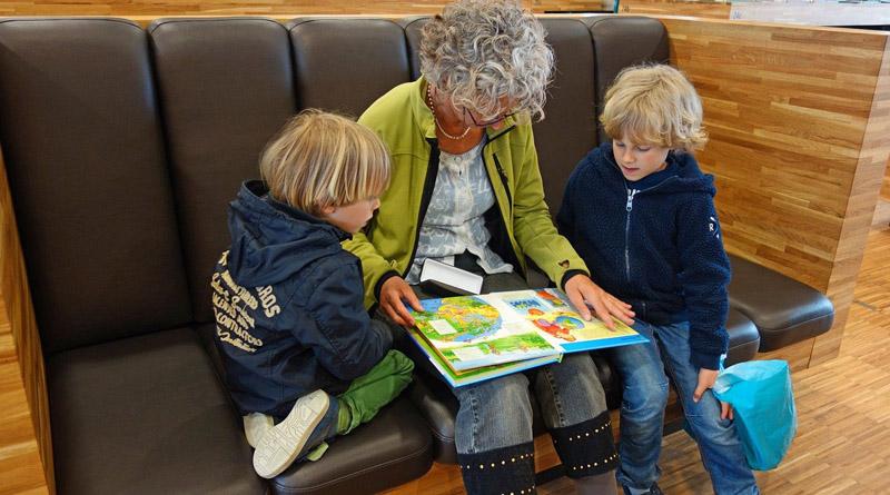Bricolage fête des grands-mères