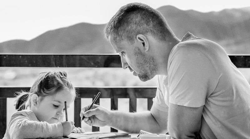 Bricolage de fête des pères