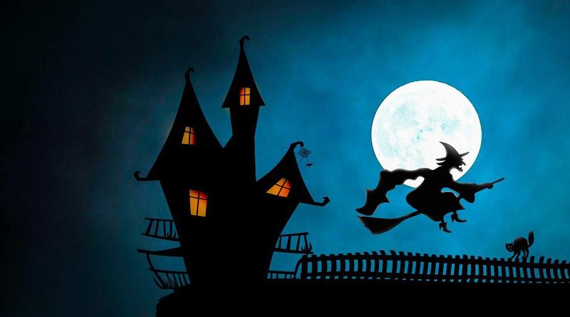 Bricolage Halloween pour enfant