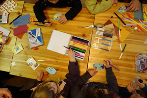 Bricolage de printemps pour la maternelle et la primaire