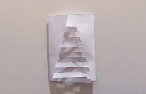 Carte de Noël CM1
