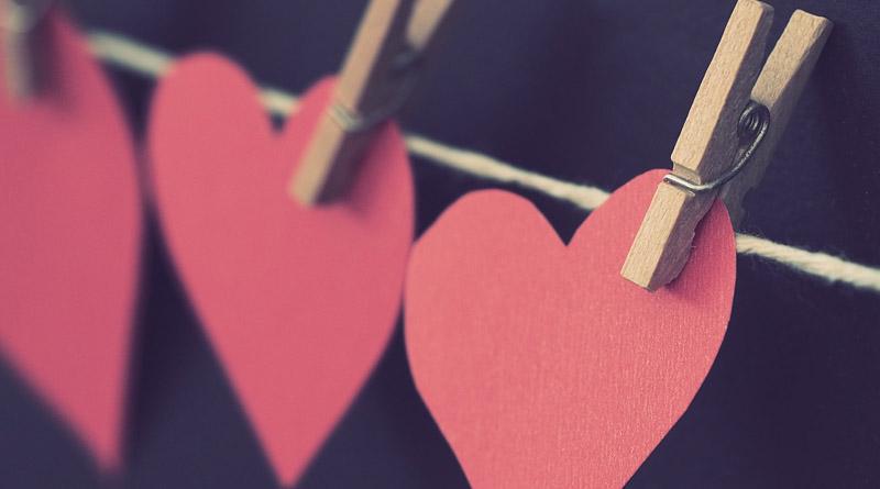 Carte de Saint-Valentin à fabriquer pour le CP - CE1 - CE2 - CM1 - CM2