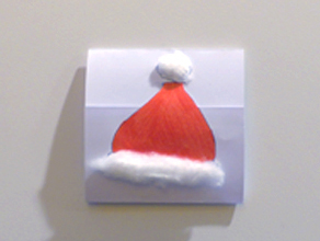 Carte de voeux de Noël pour le CM2