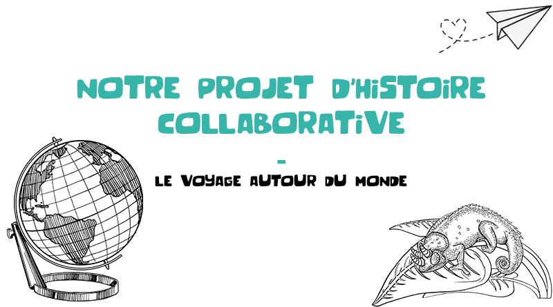 Écriture de l'histoire collaborative