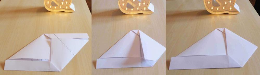 Fabriquer une enveloppe avec une feuille A4
