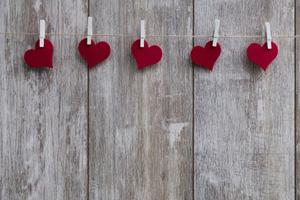 Loisirs créatifs de Saint-Valentin