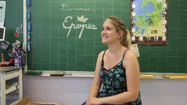 Projet pédagogique écrire un livre en classe