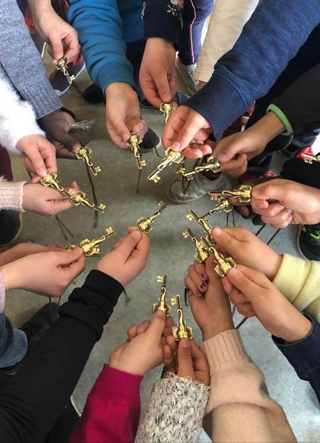 Projet en classe Epopia : Ma Réserve Naturelle en CE1
